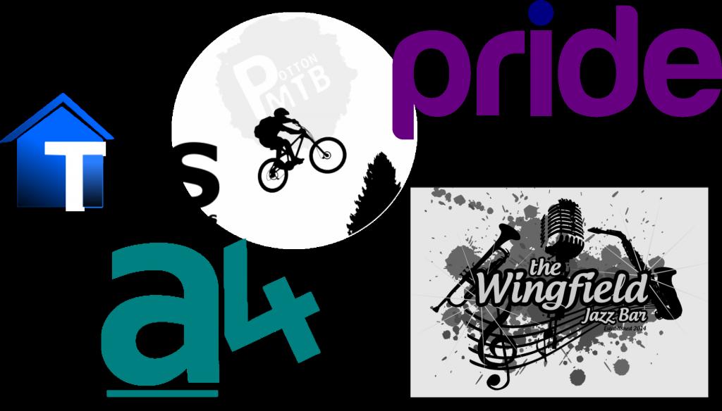 logo post for website