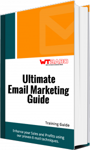 ultimate email marketing guide cover